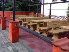 Gartenmöbel für Gaststätten